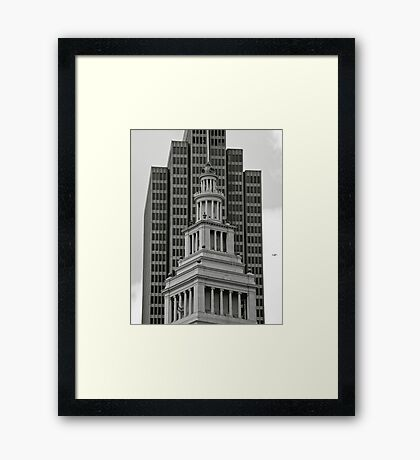 ferry terminal 2 Framed Print