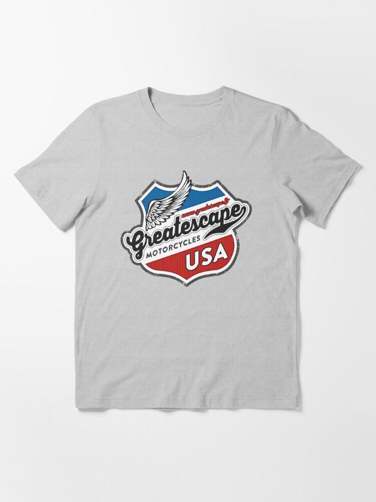 T-shirt essentiel ''Blason Greatescape': autre vue