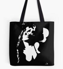 """Lovers"" Moonlight Cameo Art Tote Bag"