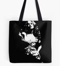 """Jess"" Moonlight Cameo Art Tote Bag"