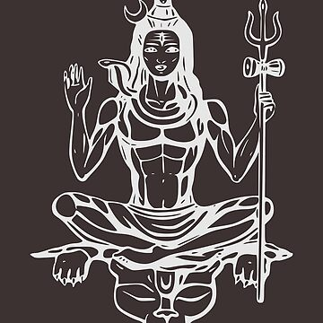 Shiva - Lord Shiva - Mahadeva - Mahashivratri by JuditR