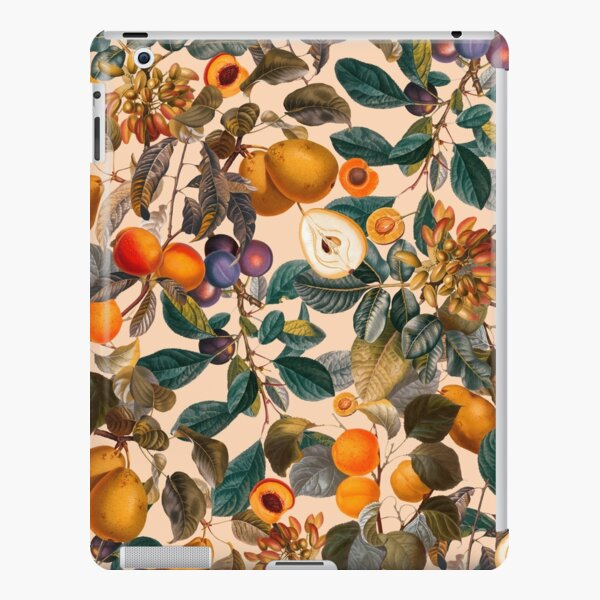 Vintage Fruit Pattern IX iPad Snap Case
