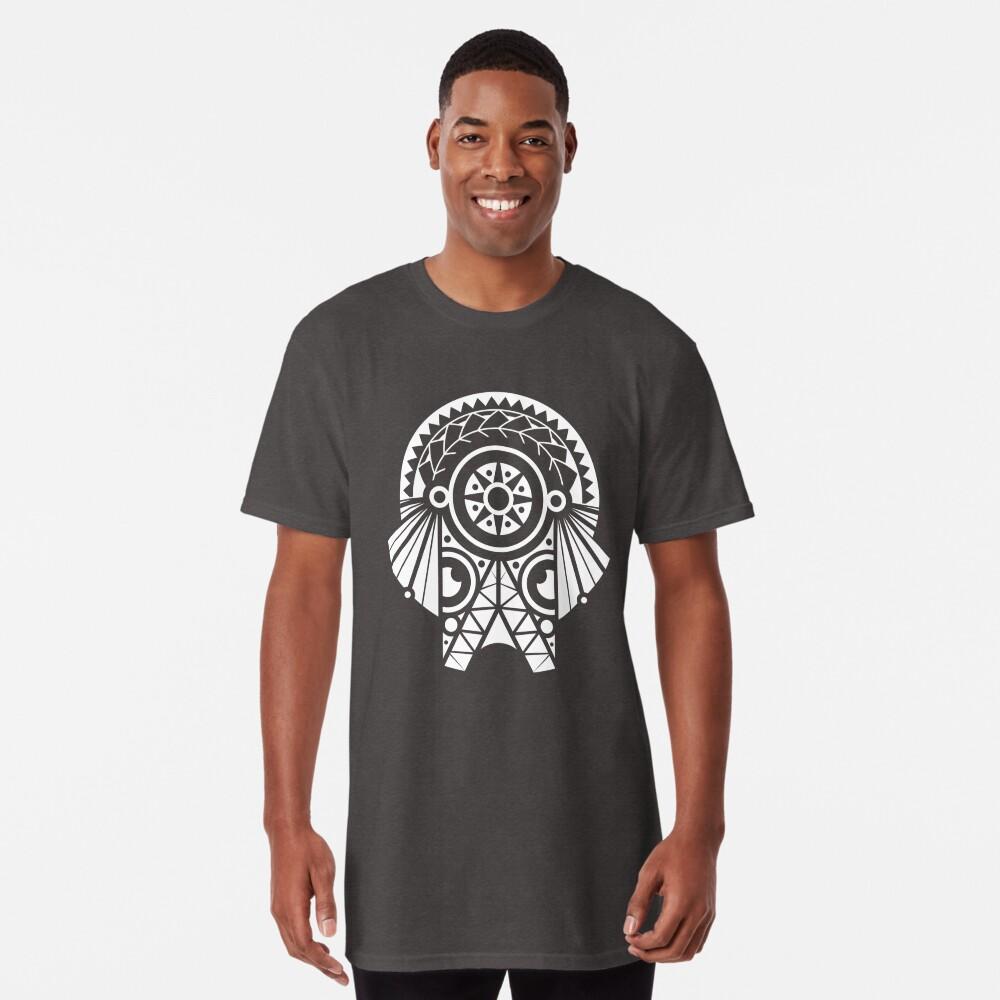 T-shirt long «ELEPHANT Warrior»