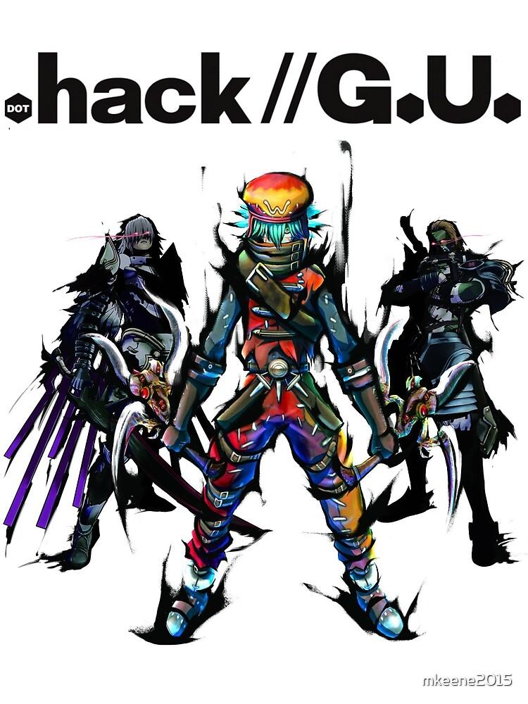 .hack//GU tri-edge by mkeene2015