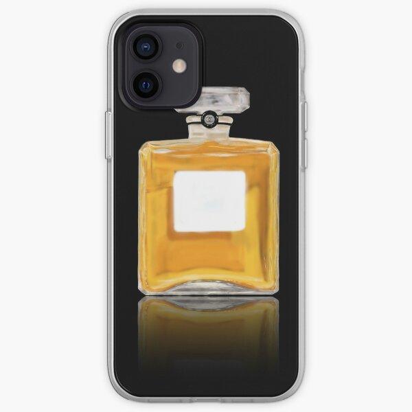 Perfume bottle iPhone Soft Case