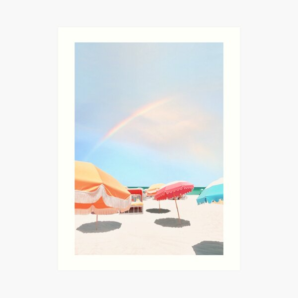 Playa del Carmen Art Print
