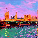 Westminster (London, England) by eolai