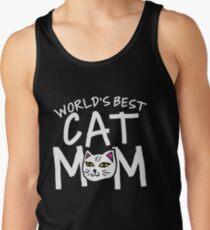 World's best cat mom  Men's Tank Top