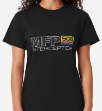 Mad Max MFP Interceptor Classic T-Shirt