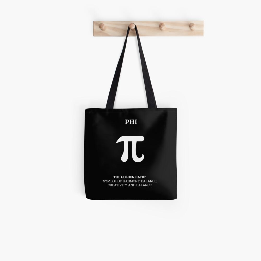 Phi Pi Greek Letter Confusion Satire The Symbol Of Harmony Balance