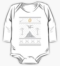 To The Mountain!  One Piece - Long Sleeve