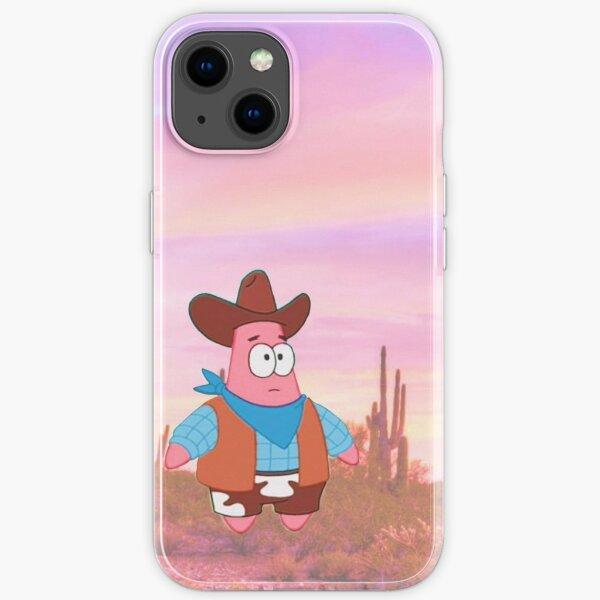 SpongeBob Squarepants aesthetic | Cowboy iPhone Soft Case
