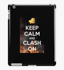 Clash of Clans iPad-Hülle & Klebefolie