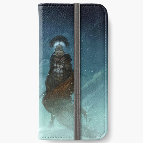 Prince of Darkness iPhone Wallet