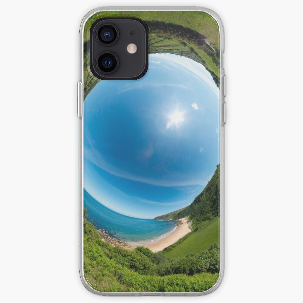 Kinnagoe Bay - Sky In iPhone Case & Cover