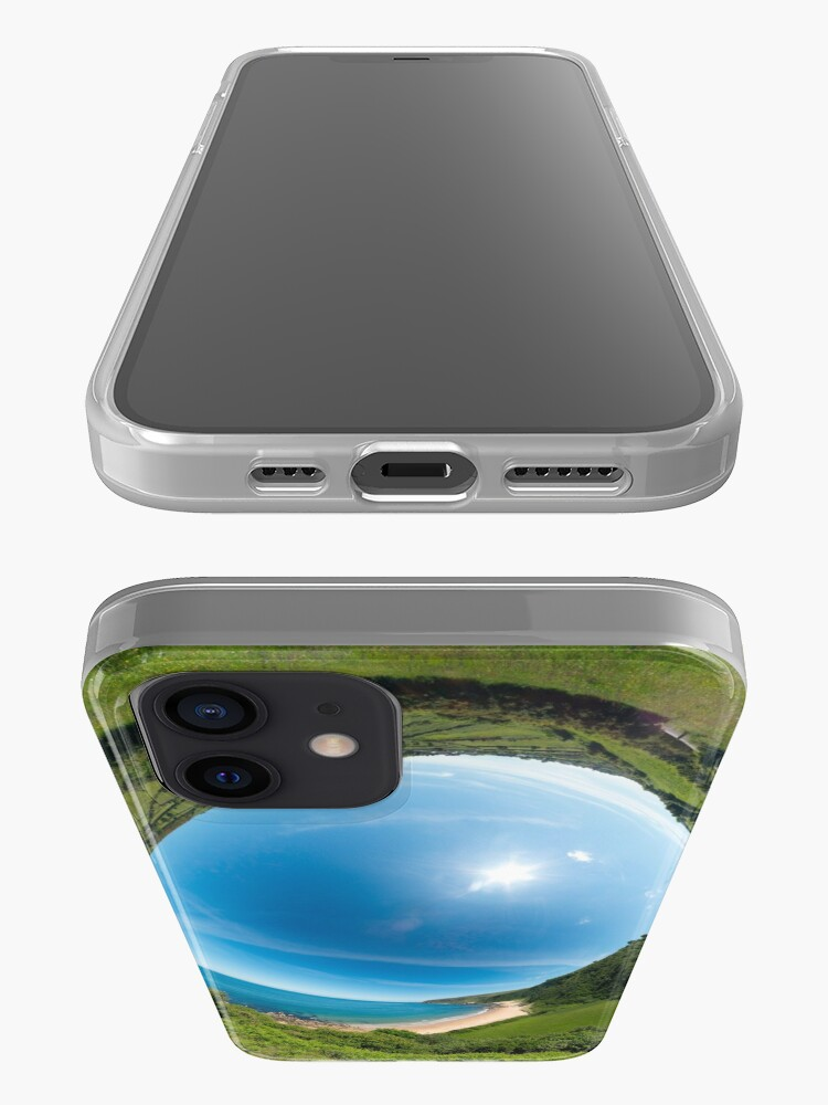 Alternate view of Kinnagoe Bay - Sky In iPhone Case & Cover