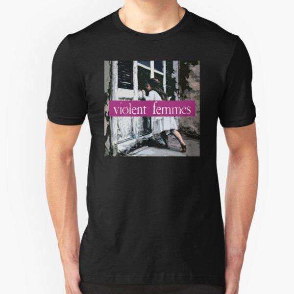 Violent Femmes 1989 Tour T-Shirt Screen Stars
