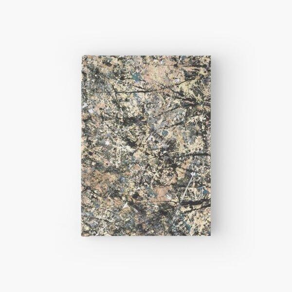 Jackson Pollock. Lavender Mist. GREETING CARD. 1950. Hardcover Journal