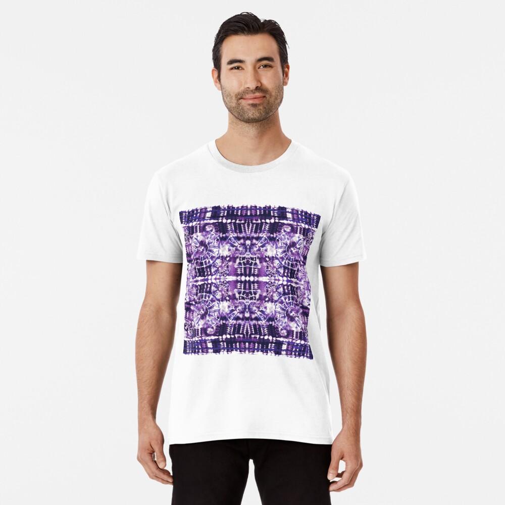 Tie-Dye Spiral Shibori Premium T-Shirt