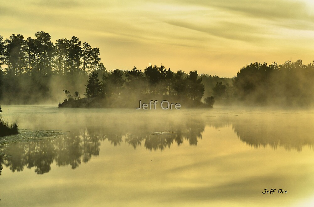 Strickland Lake by Jeff Ore