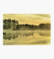Strickland Lake Photographic Print