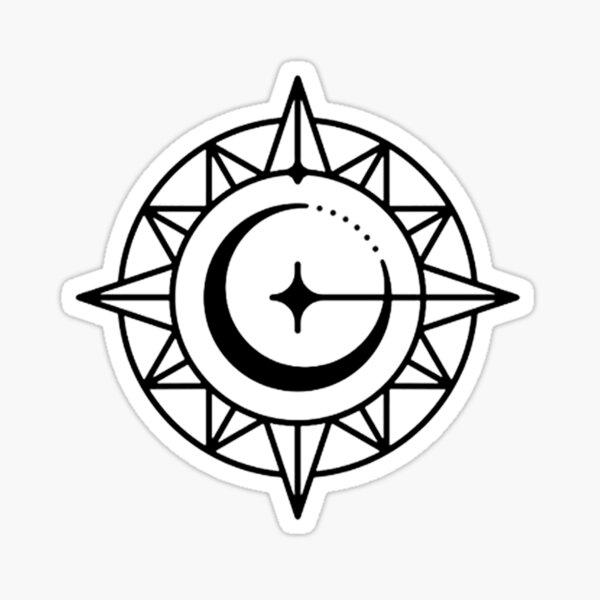 Logotipo de GFriend Pegatina
