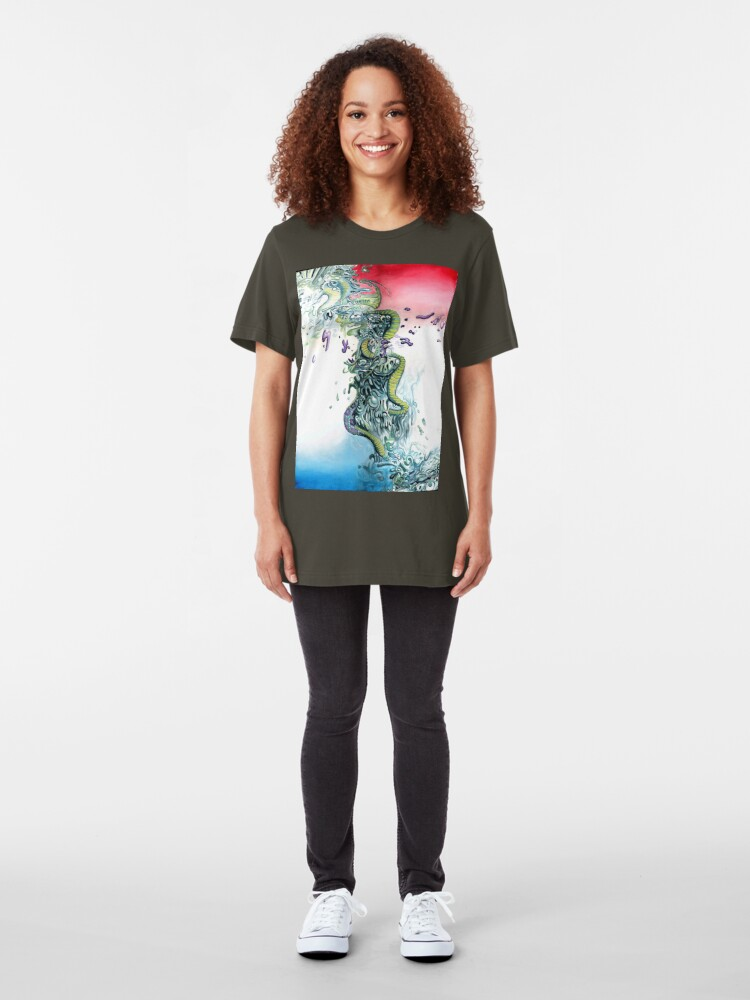 Alternate view of Draconis Slim Fit T-Shirt