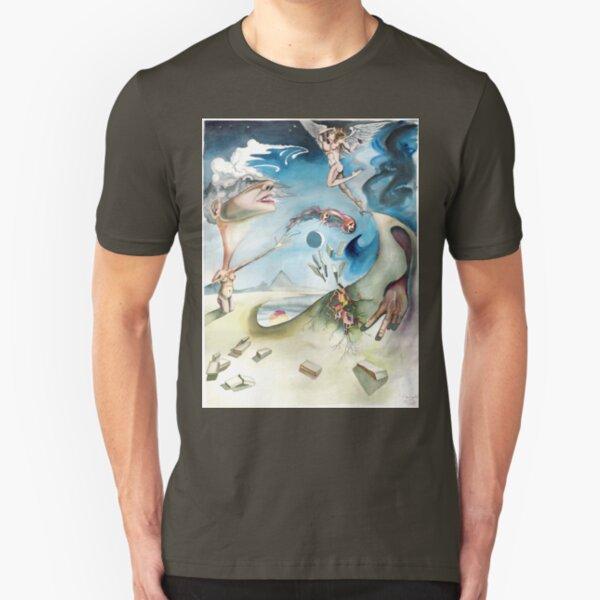 Coming Fall Slim Fit T-Shirt