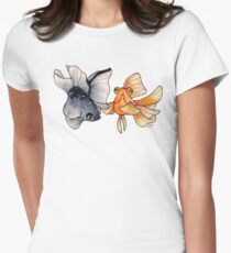 Goldfishes Women's Fitted T-Shirt