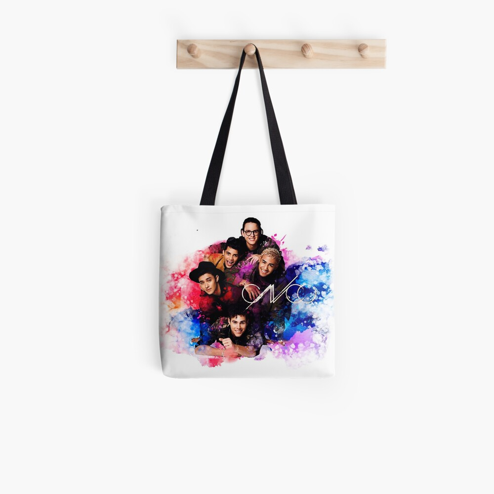 CNCO Art Aquarell Tote Bag