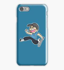 TF2 Blu Scout iPhone Case/Skin