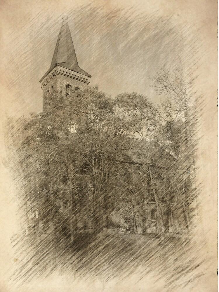 Die Kirche in Baalberge / Bernburg von Gourmetkater