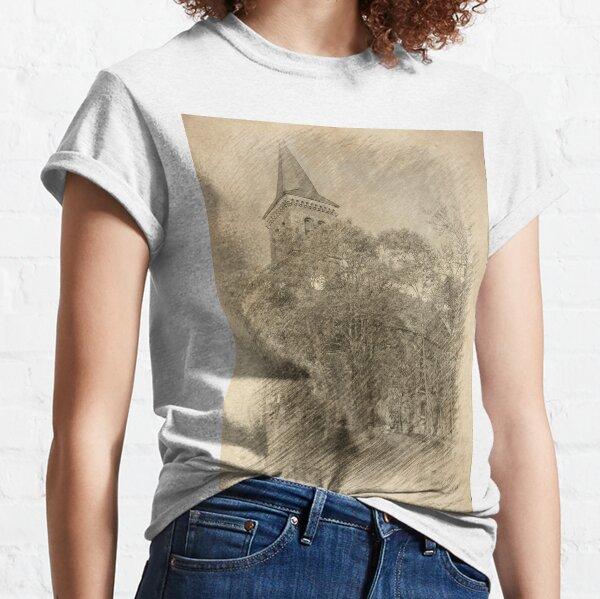 Die Kirche in Baalberge / Bernburg Classic T-Shirt