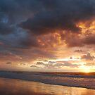 Sunrise at Crowdy by Graham E Mewburn