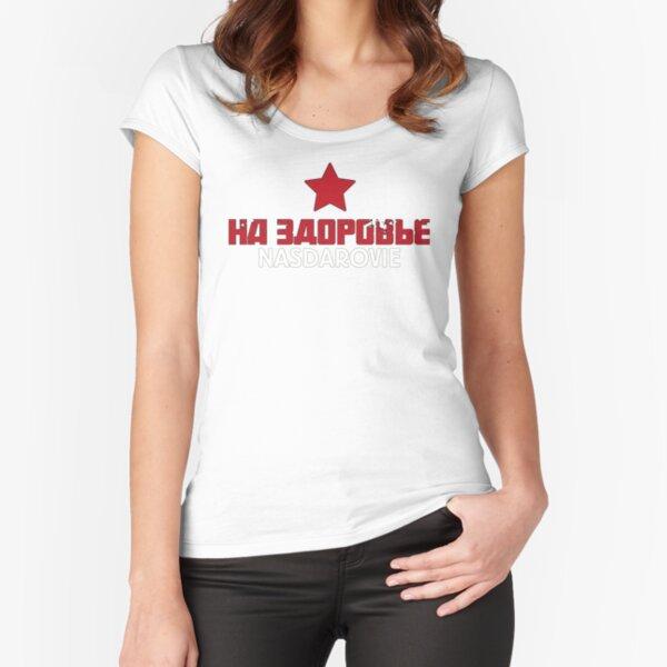 Nasdarovia T-shirt échancré