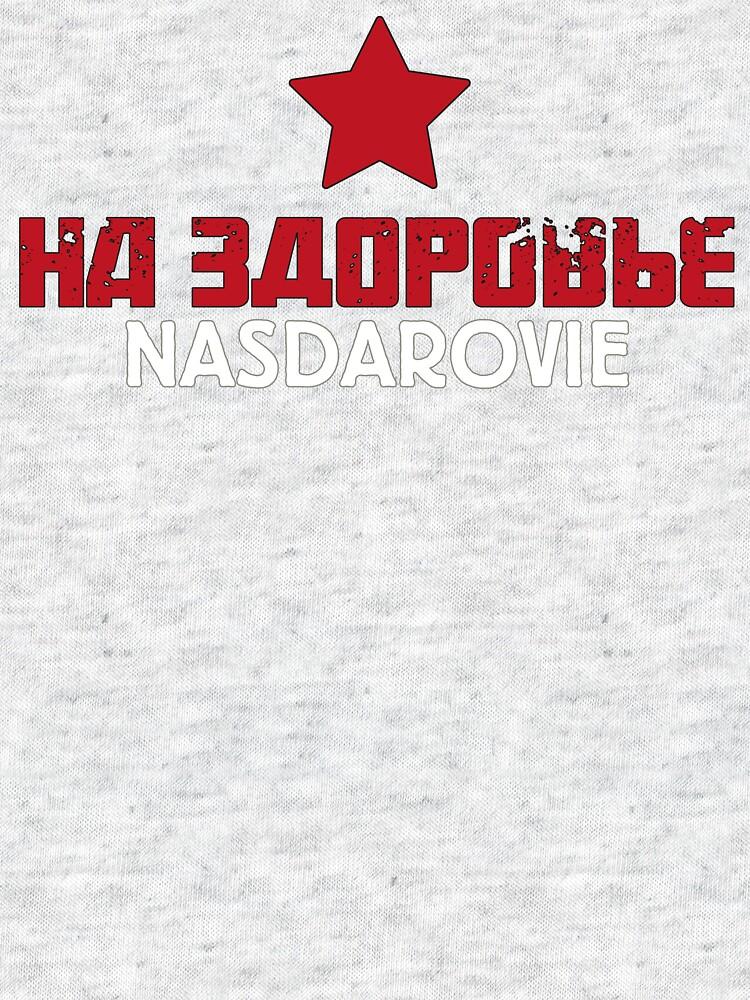 «Nasdarovia» par Apachitee