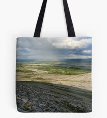 Evening at Mullaghmore Tote Bag