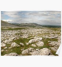 The Burren Poster