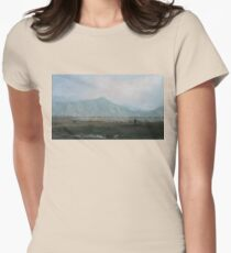Smoky valley. Kirghizia. T-Shirt