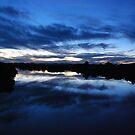 Electric Blue! by Graham E Mewburn
