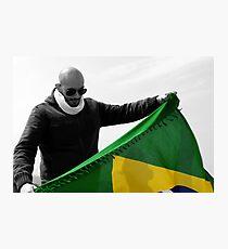 Brazil Photographic Print