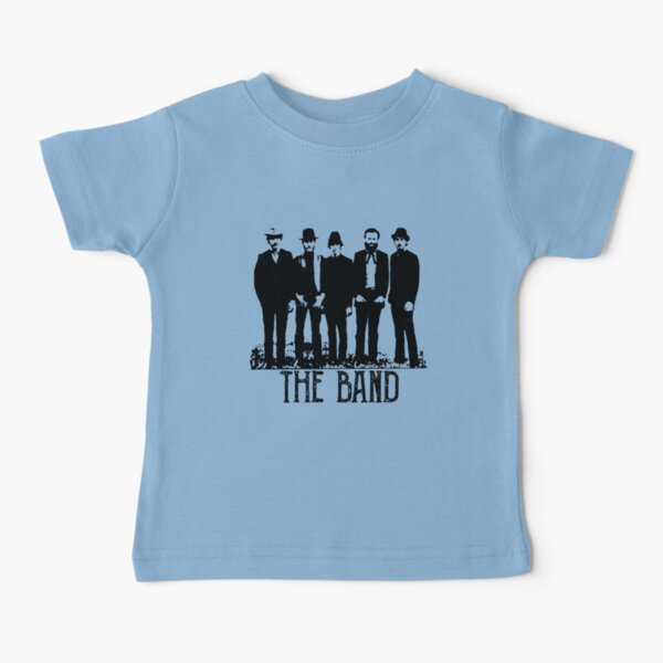 The Band Vintage Retro Concert  Baby T-Shirt