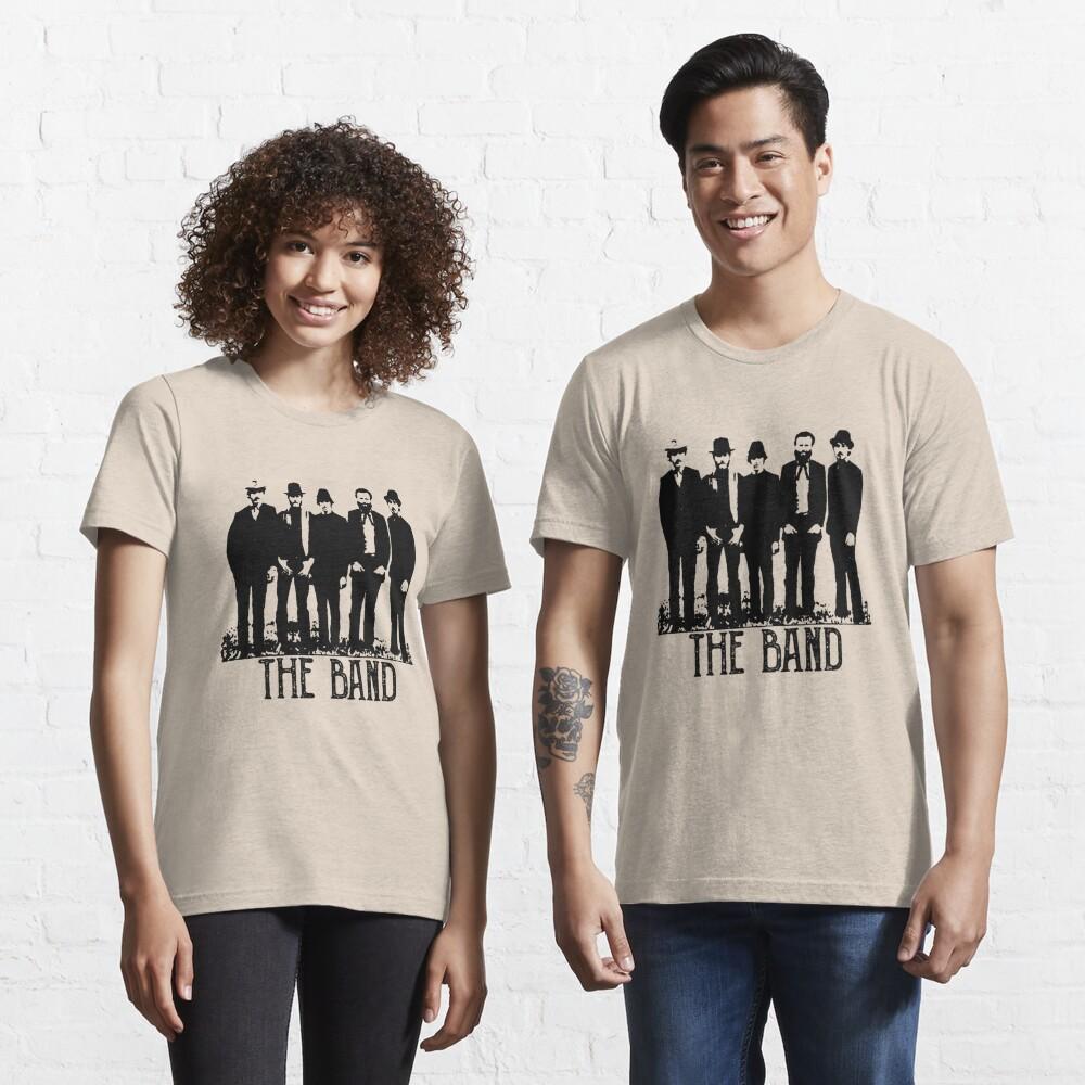 The Band Vintage Retro Concert  Essential T-Shirt