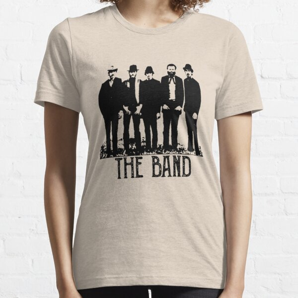 The Band Vintage Retro Concert  Essential T-Shirt