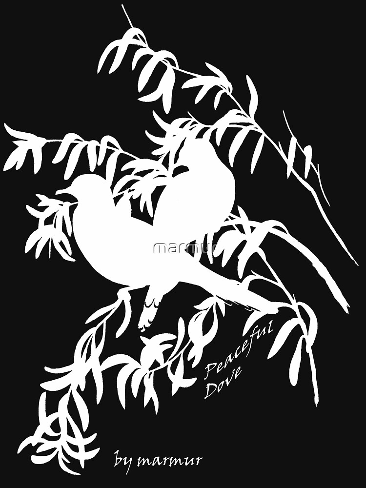 White Peaceful Dove by marmur