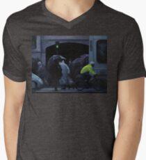 monday morning Mens V-Neck T-Shirt