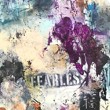Fearless by therawcanvas