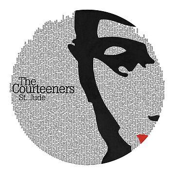 The Courteeners by DesignedByOli