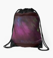 Back to the vivid forest n°1 Drawstring Bag