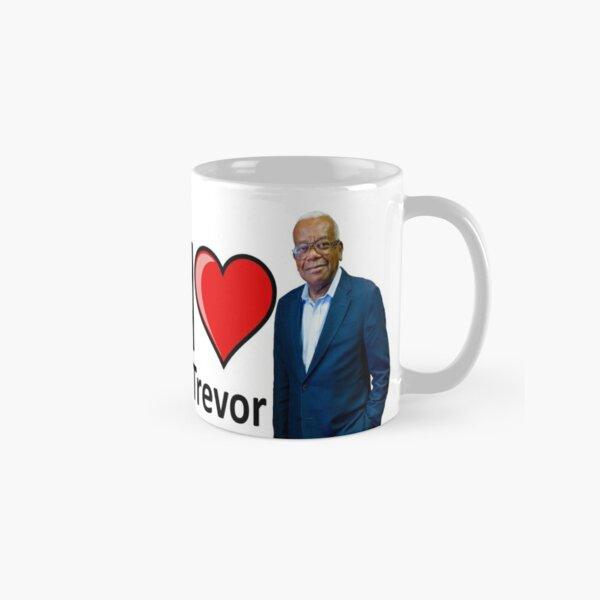 I Love Trevor McDonald Classic Mug